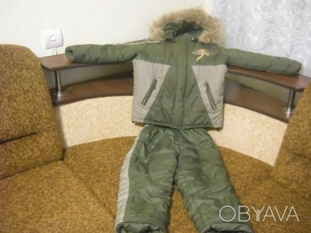 длина спинки-52см ширина плеч-37 см длина рукава -42см длина штанов по внутре. Каменское, Днепропетровская область. фото 1