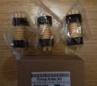 ролики подачи (3шт.) Feed Roller  xerox 604K20360 xerox WC Pro123/128/133/M118. Киев. фото 1
