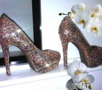 Эффектные и гламурные туфли -лабутены jessica simpson. 550ГРН b2dd23c0cd8d8