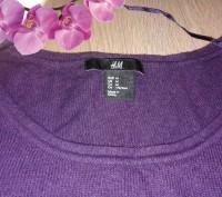 Фирменный свитер h&m большого размера.. Полтава. фото 1