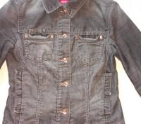 Фирменная вельветовая курточка esprit. Полтава. фото 1