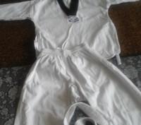 продам детский костюм тхэквандо. Каменское. фото 1