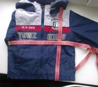 Курточки разных размеров от 1 до 3х лет. 1 Данило зимняя до 3х лет 2, 4 Зелена. Мелитополь, Запорожская область. фото 3