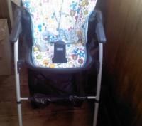 Продам стульчик для кормления(без столика).  -550 грн. Каменское, Днепропетровская область. фото 2