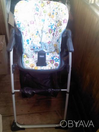 Продам стульчик для кормления(без столика).  -550 грн. Каменское, Днепропетровская область. фото 1