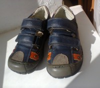 1 Ботинки B&G кожа+цигейка 26р  одевались несколько раз зима была теплая по этом. Мелітополь, Запорізька область. фото 5