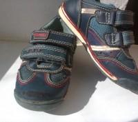 1 Ботинки B&G кожа+цигейка 26р  одевались несколько раз зима была теплая по этом. Мелітополь, Запорізька область. фото 6