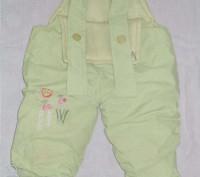 Комбинезон на девочку. Описание куртки: длина от плеча до пояса-36 см, длина рук. Мелитополь, Запорожская область. фото 5
