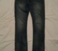Продам джинсы подростковые в хорошем состоянии. Длина 100 см, талия 86 см.. Мелітополь, Запорізька область. фото 2