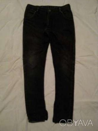 Продам джинсы подростковые в хорошем состоянии. Талия 76 см, длина 96 см.. Мелитополь, Запорожская область. фото 1