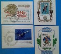 Для коллекционеров - филателистов продам разные на выбор советские и зарубежные . Ровно, Ровненская область. фото 7