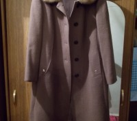 Пальто с норкой дешево 499 грн. Чернигов. фото 1