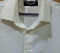 продам рубашку на подростка в отличном состоянии, очень красивая и нарядная . За. Каменское, Днепропетровская область. фото 3