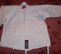 куртки кимоно  для занятий единоборствами. б/у. состояние хорошее. штаников нет. Сумы, Сумская область. фото 3