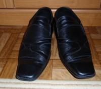Продам кожаные мужские туфли, состояние новых. Запорожье. фото 1