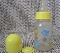 Бутылочка для кормления Курносики, 125 мл. Киев. фото 1