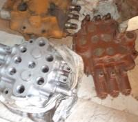Гидрораспределители комплект 3 шт на ЭО-4321. Киев. фото 1