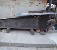 Опора на автокран Супер МАЗ. Киев. фото 1