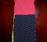 Платье на 10 лет,лиф кружево на подкладке,юбка гафре на подкладке при стирке не. Київ, Київська область. фото 6