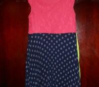 Платье на 10 лет,ZUNIE. Киев. фото 1