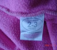 Продам теплый халатик для девочки 2-3 года X-Ceed. Длина от плечика 58 см,  дл. Черкассы, Черкасская область. фото 5