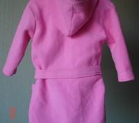 Продам теплый халатик для девочки 2-3 года X-Ceed. Длина от плечика 58 см,  дл. Черкассы, Черкасская область. фото 3