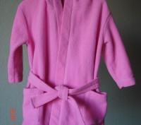 Продам теплый халатик для девочки 2-3 года X-Ceed. Длина от плечика 58 см,  дл. Черкассы, Черкасская область. фото 2