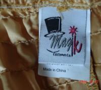 Продам карнавальный костюм для маленькой феи.  Длина от плеча до низа 70 см, д. Черкассы, Черкасская область. фото 4