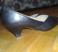 Продаются, с большой скидкой, новые женские натуральные (не кожзам) кожаные туфл. Киев, Киевская область. фото 6
