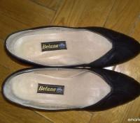 Продаются, с большой скидкой, новые женские натуральные (не кожзам) кожаные туфл. Киев, Киевская область. фото 3