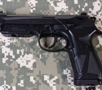 Пневматический пистолет Umarex Beretta 90TWO + 2 кг шариков для стрельбы. Киев. фото 1