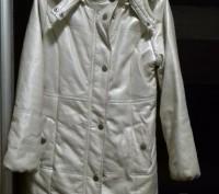Очень стильное ,утеплен ноет флисом,непродуваемое и непромокаемое пальто.Глубоки. Киев, Киевская область. фото 2