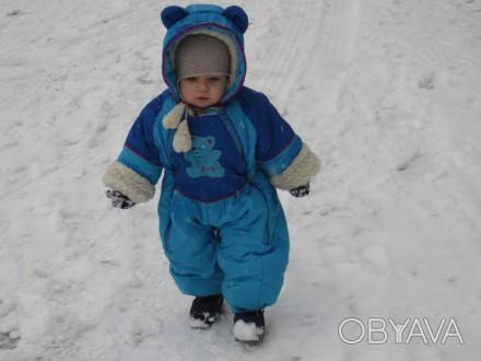 Конверт на овчине для новорожденных, в дальнейшем переделывается на комбинезон. . Дніпро, Дніпропетровська область. фото 1