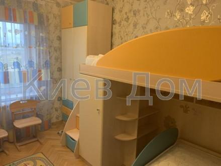 Современная, трехкомнатная квартира на улице Милославская 47а (Троещина, Деснянс. Троещина, Киев, Киевская область. фото 12