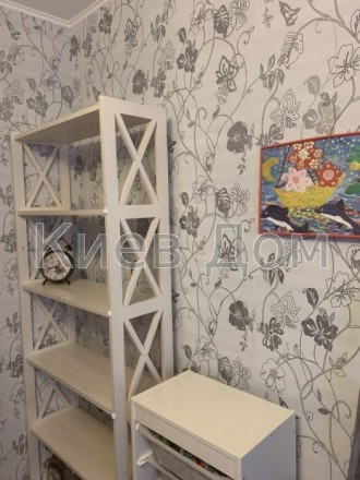 Современная, трехкомнатная квартира на улице Милославская 47а (Троещина, Деснянс. Троещина, Киев, Киевская область. фото 14