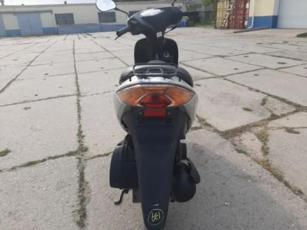 Продам скутер брал с контейнера,есть талон +чек,мотор в идеальном состоянии плас. Одесса, Одесская область. фото 3