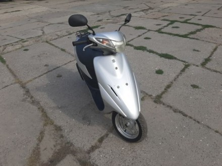 Продам скутер брал с контейнера,есть талон +чек,мотор в идеальном состоянии плас. Одесса, Одесская область. фото 2