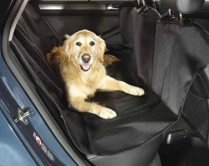 Автогамак, чехол, подстилка, перевозка животных в автомобиле. Днепр. фото 1