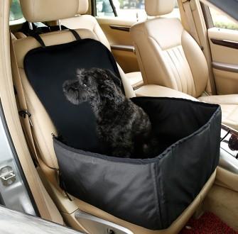 Автокресло для собак, перевозка, чехол, защита от загрязнений.. Днепр. фото 1