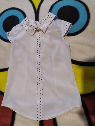 Две блузки для школы. Кременчук. фото 1