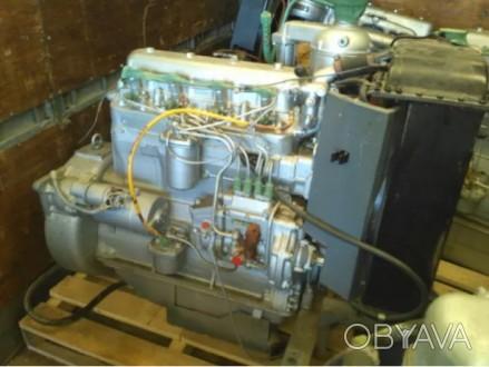 Новый двигатель д-65 двигун д-65 мотор д-65