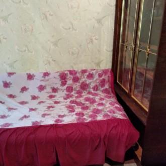 Хорошая уютная квартира, с мебелью и техникой ,для проживания как одиноким ,так . Донецк, Донецкая область. фото 6