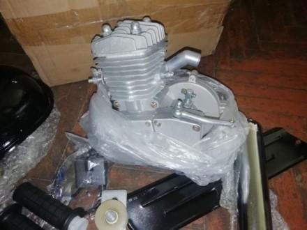 Двигатель дырчик 80 кубов. Киев. фото 1