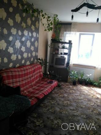 На долгосрочную аренду сдается две комнаты в 3-комнатной квартире ( одна комната. Горсад, Чернигов, Черниговская область. фото 1