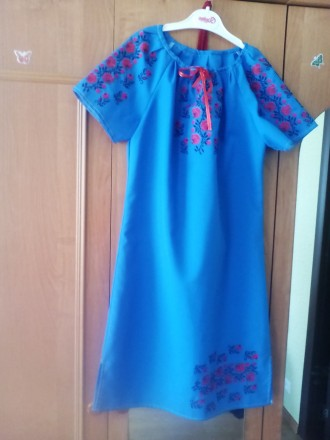 Продам платья вишиванку. Путивль. фото 1