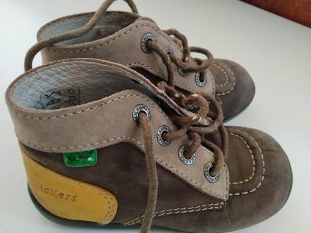 Детские ботинки KicKers 25р. Вінниця. фото 1