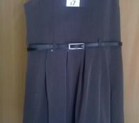 Сарафан школьный George. , заказан с английского сайта Джордж (Асда) цвет серый. Одеса, Одеська область. фото 5
