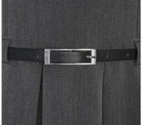 Сарафан школьный George. , заказан с английского сайта Джордж (Асда) цвет серый. Одеса, Одеська область. фото 4
