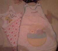 Слипики для новорожденных, очень удобные для сна ребенку, свободные ножки и ручк. Черкассы, Черкасская область. фото 2