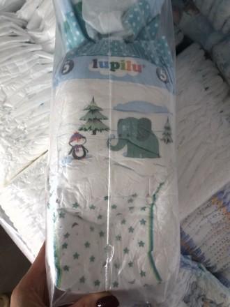 Продам очень удобные подгузники-трусики производства ЕС. боковинки хорошо тянутс. Сумы, Сумская область. фото 8